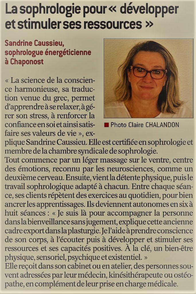 sophrologie Caussieu