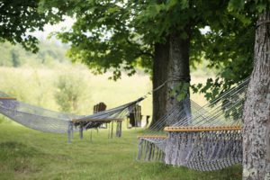 Hamacs relaxation